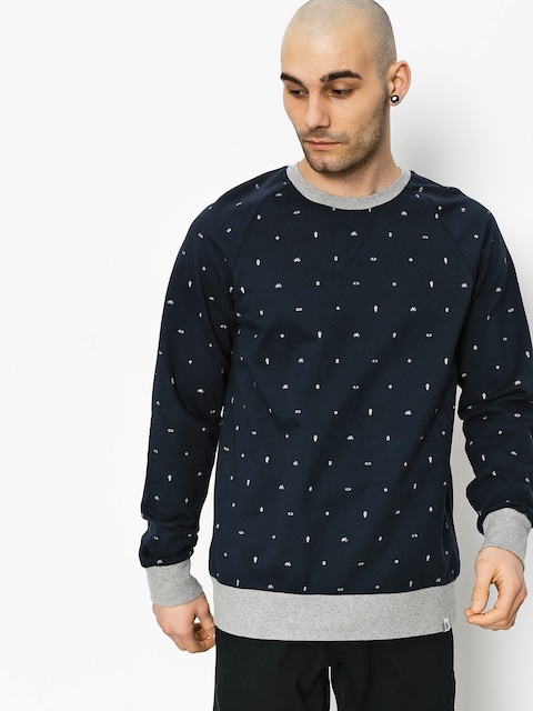 Element Sweatshirt Daylight Cr (eclipse navy)