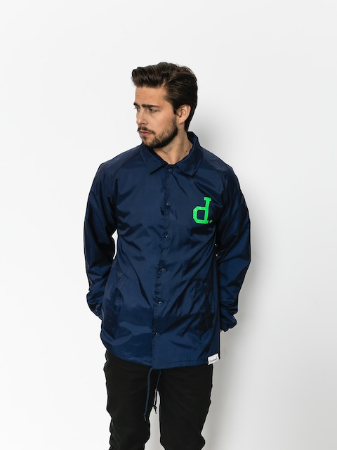 Diamond Supply Co. Jacket Un Polo Coaches (navy)