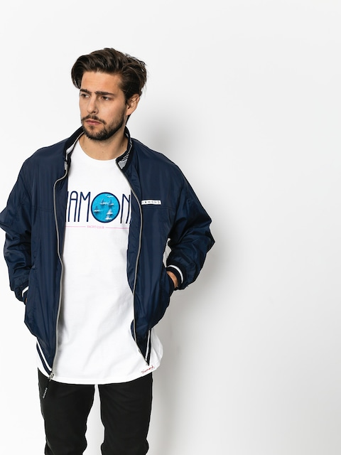 Diamond Supply Co. Jacke Marquise Track (navy)
