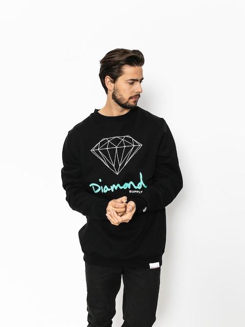 Diamond Supply Co. Sweatshirt Og Sign