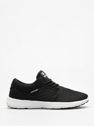 Supra Shoes Hammer Run (black/lt grey white)