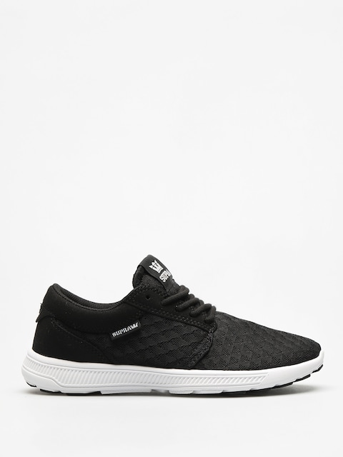 Supra Schuhe Hammer Run (black/lt grey white)