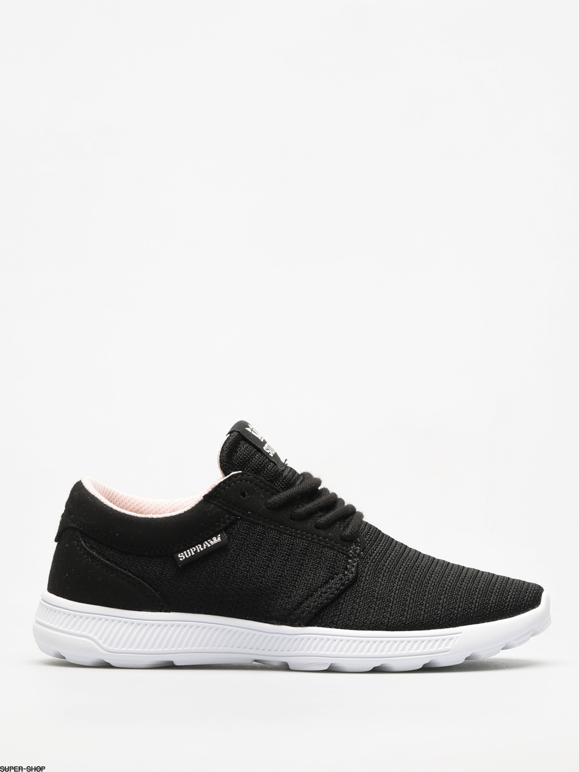 Supra Shoes Hammer Run Wmn (black/pink white)