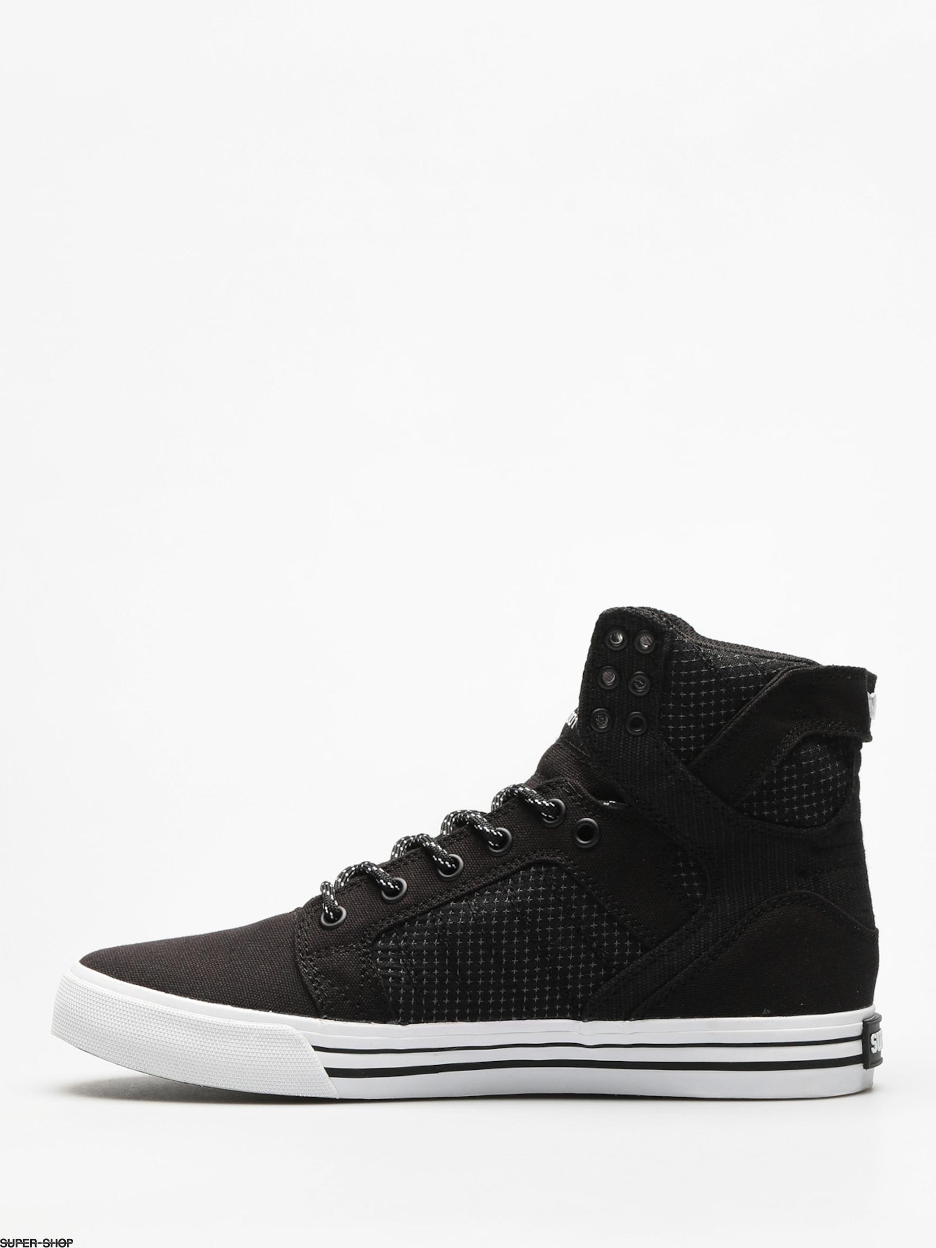 11da37d7ac9c Supra Shoes Skytop (black dk grey white)