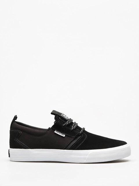 Supra Schuhe Flow (black/black white)