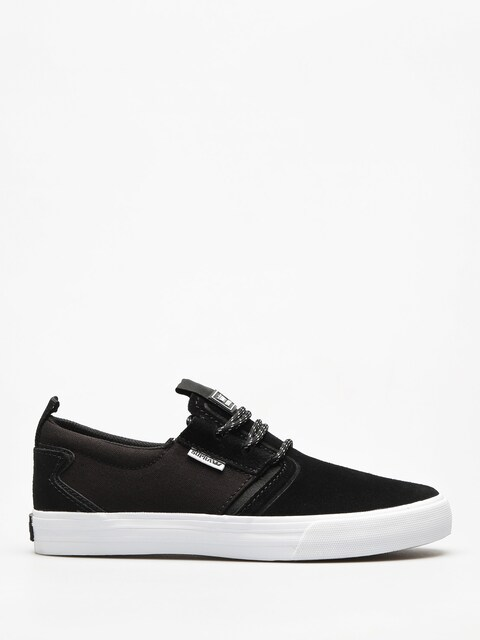 Supra Shoes Flow (black/black white)