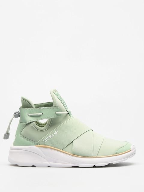 Supra Schuhe Anevay Wmn (smoke green white)