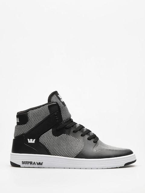 Supra Schuhe Vaider 2.0 (black/black white)
