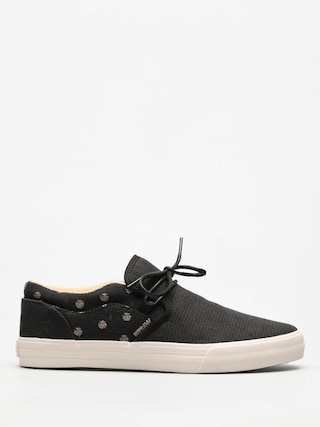Supra Shoes Cuba (black/mojave bone)