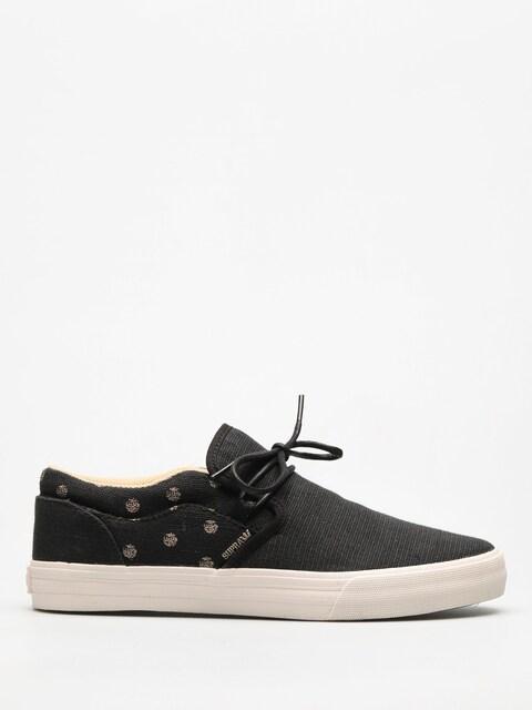 Supra Schuhe Cuba (black/mojave bone)
