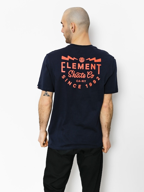 Element T-Shirt Zap (eclipse navy)