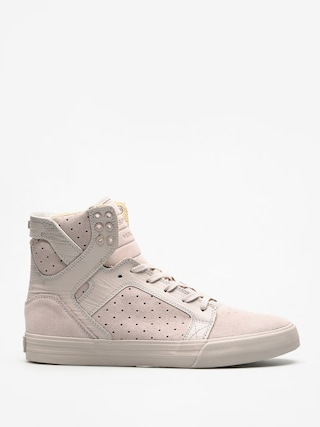 Supra Shoes Skytop (silver cloud)