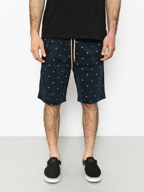 Element Shorts Altona Print Wk (in day navy)