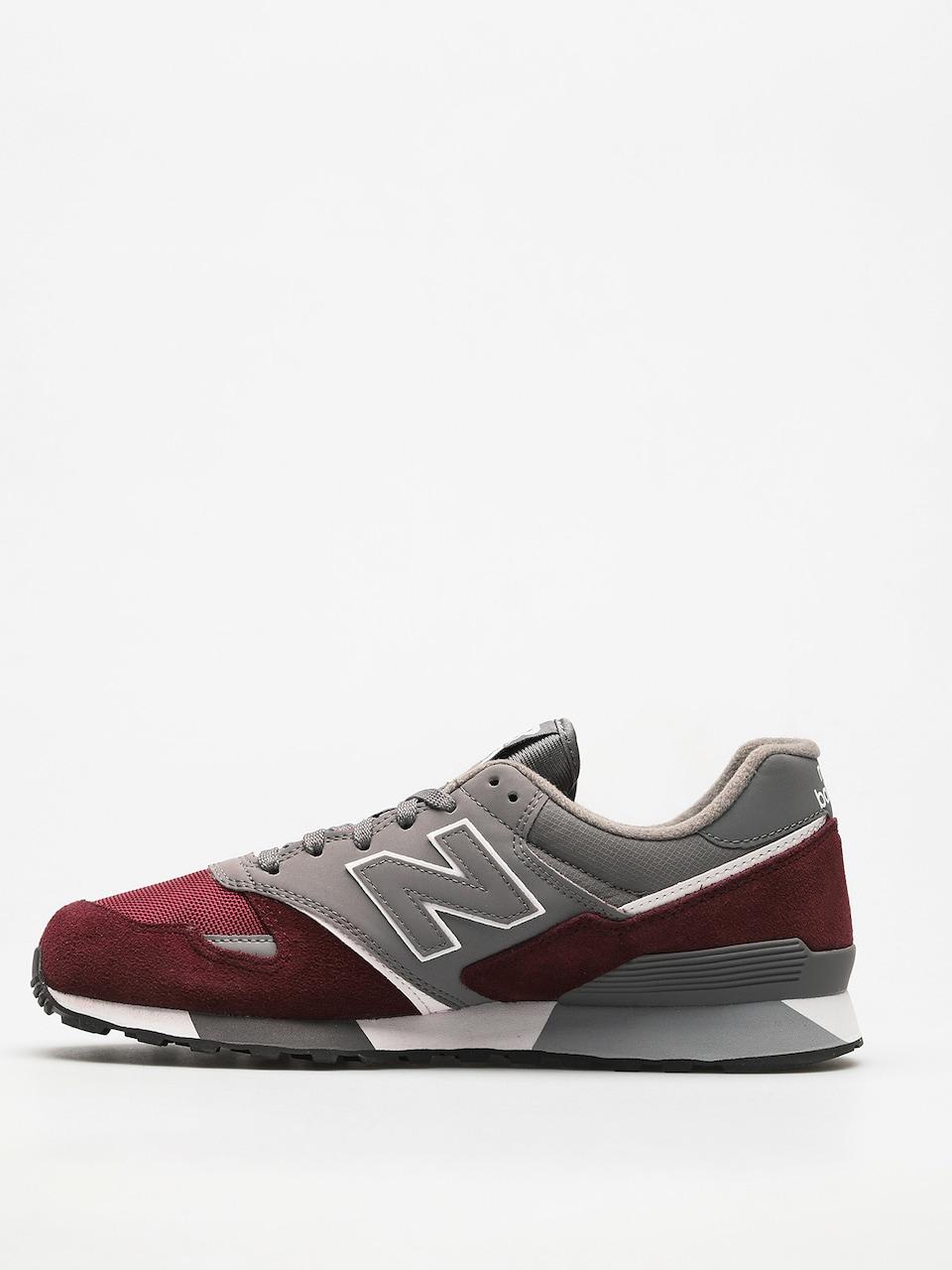 evitar comentarista diario  New Balance Shoes 446 (burgundy)