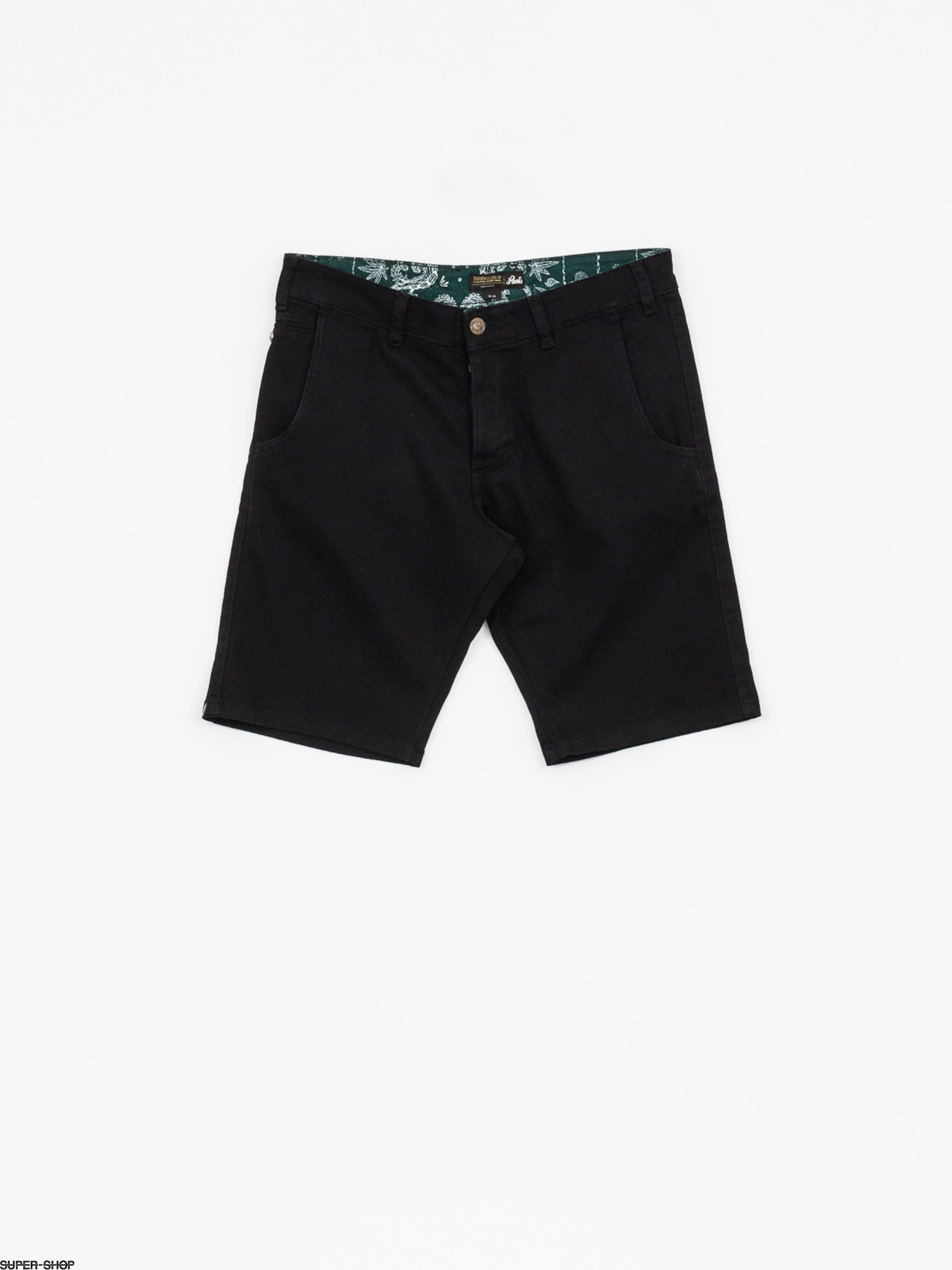 Turbokolor Shorts Chino Shorts (black)
