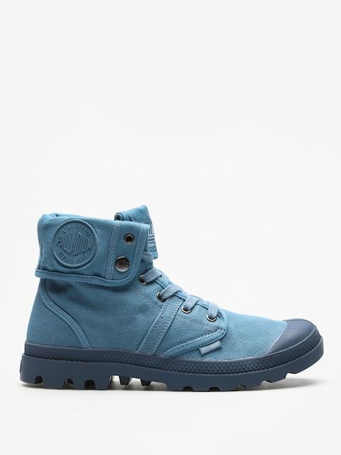 Palladium Schuhe Pallabrouse Baggy (captain's blue/captain blue)