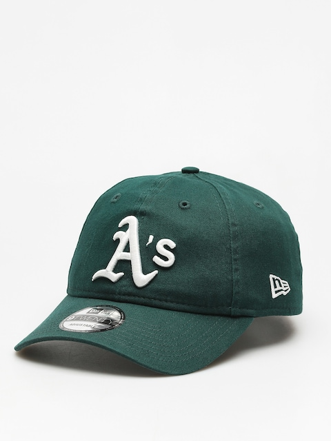 New Era Cap Team Unstructured Wash Oakland Athletics ZD (dark green)