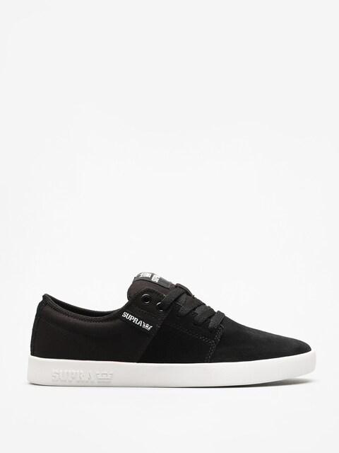 Supra Schuhe Stacks II (black/grey white)