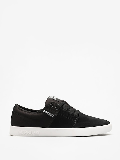 Supra Shoes Stacks II (black/grey white)