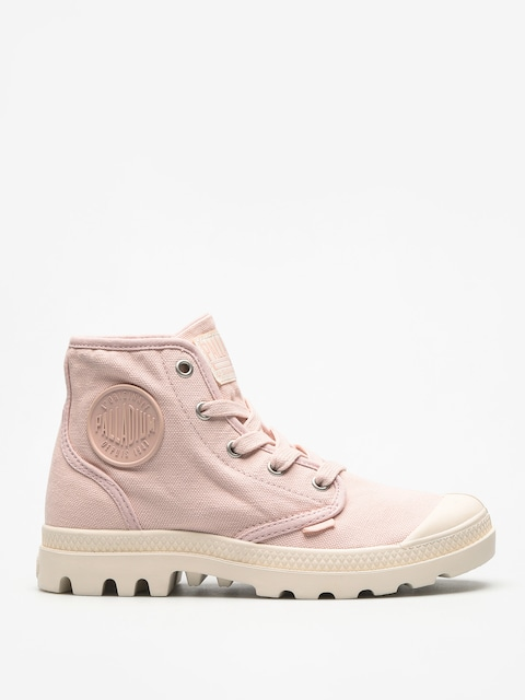 Palladium Shoes Pampa Hi Wmn (peach whip/marshmallow)