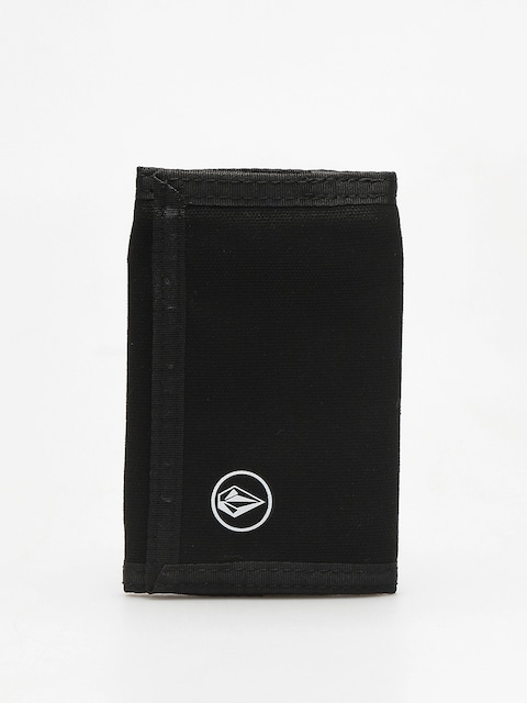 Volcom Geldbörse Full Stone Cloth (blk)
