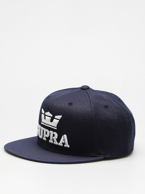 Supra Cap Above Snap ZD (navy white)