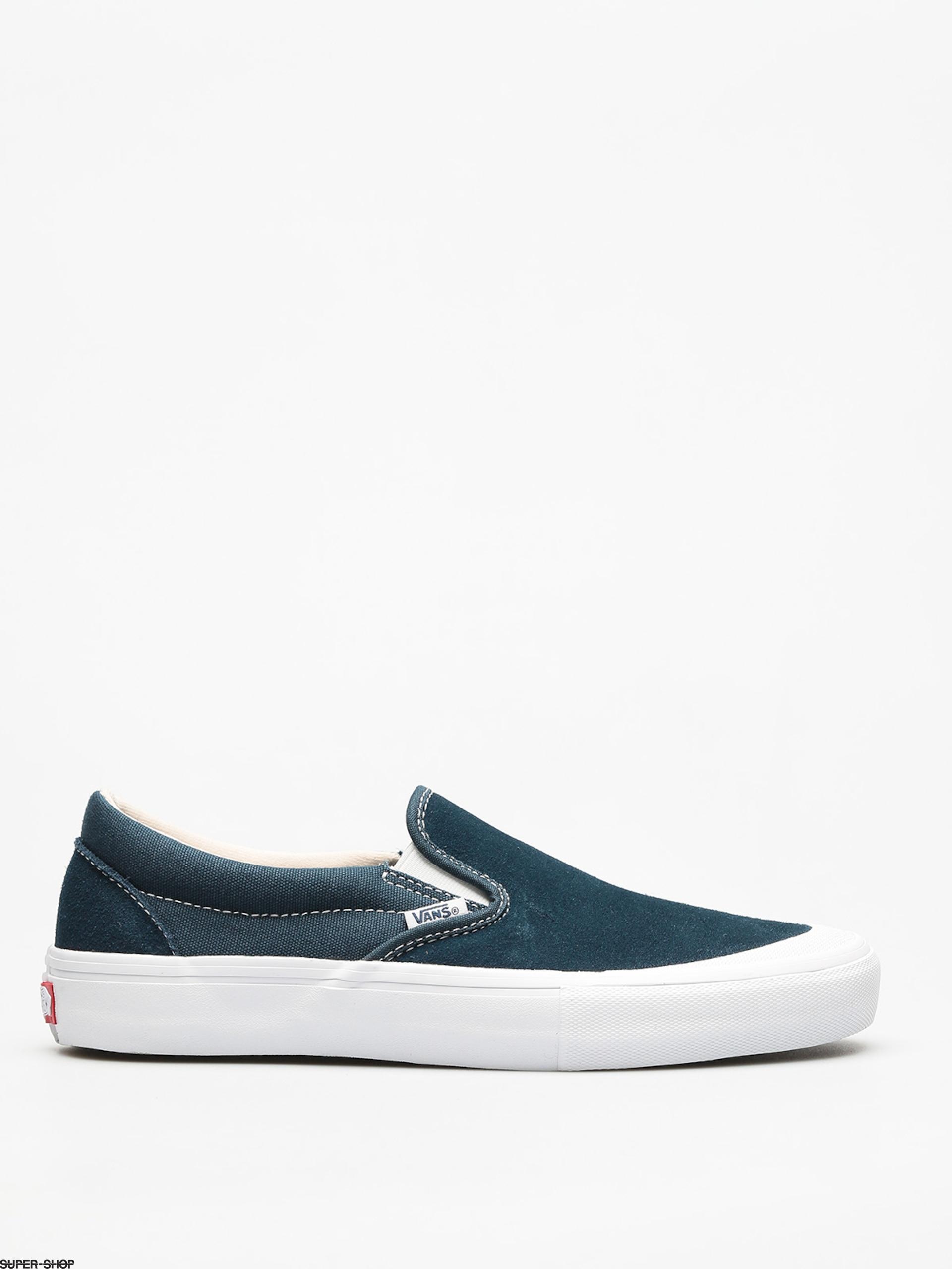 best service 178ae 807be Vans Schuhe Slip On Pro (toe cap/reflecting/pond)