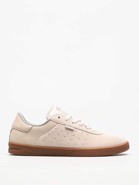 Etnies Schuhe The Scam (white/gum)