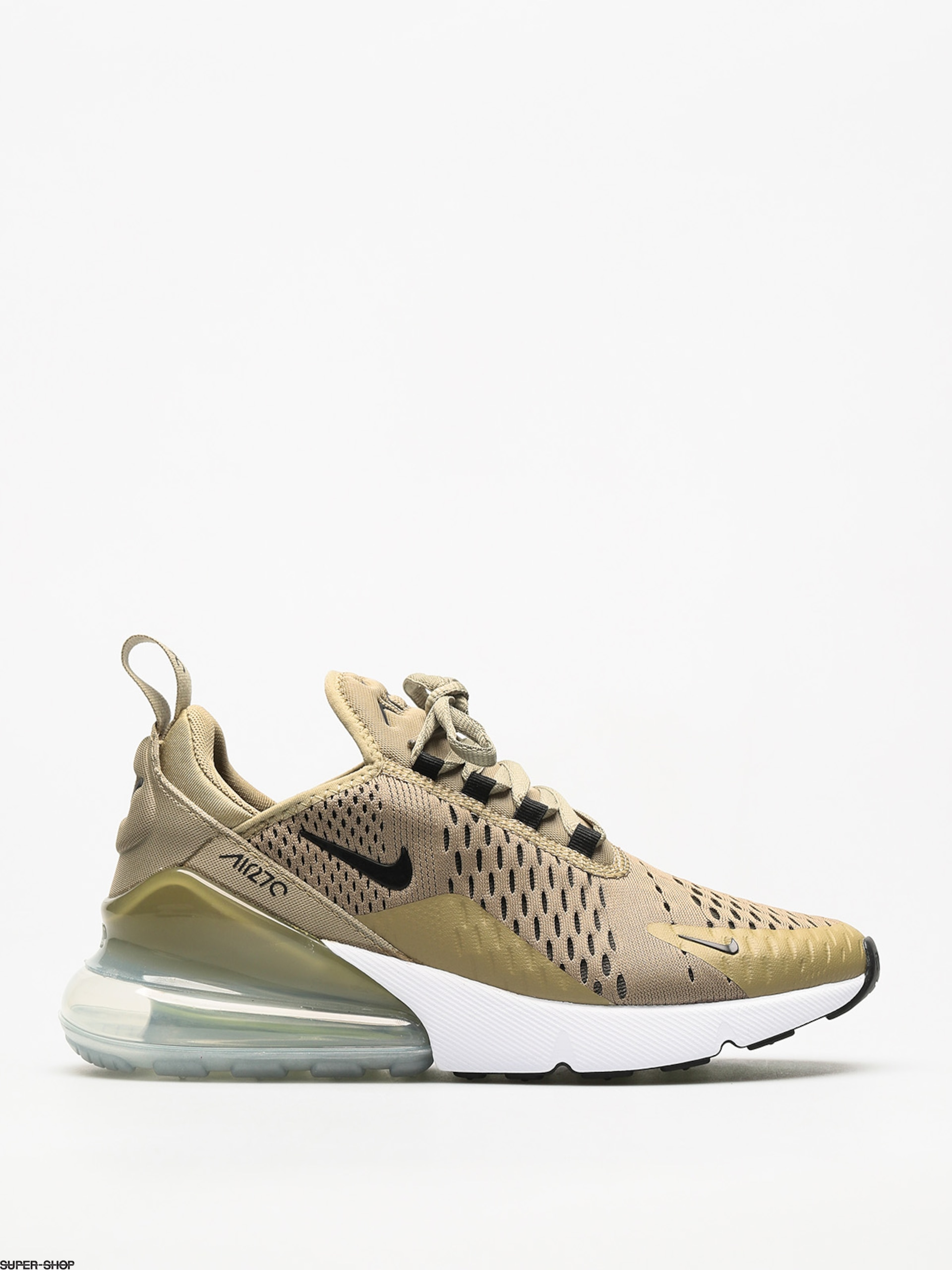 Nike Shoes W Air Max 270 Wmn (neutral olive/black barely volt white)