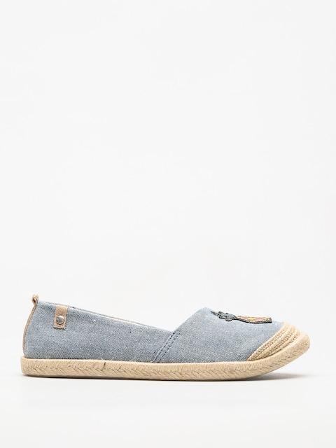 Roxy Schuhe Flora II Wmn (chambray)