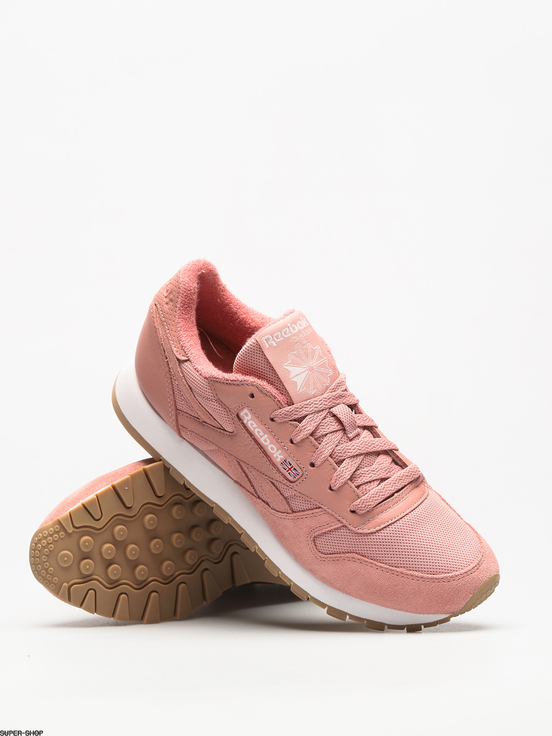 Reebok Shoes Cl Leather Estl Wmn (straw
