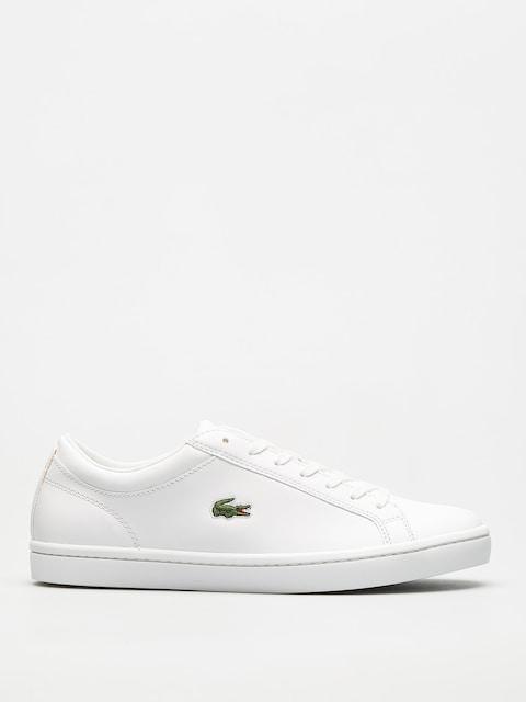 Lacoste Schuhe Straightset Bl 1 (white)