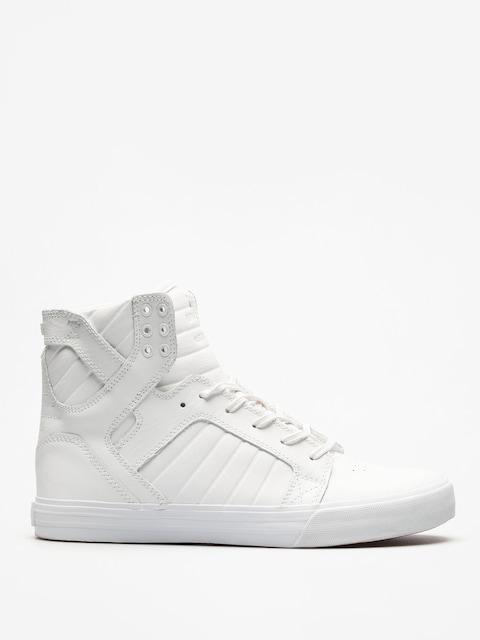 Supra Schuhe Skytop (white/white red white)