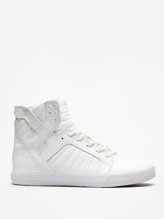 Supra Shoes Skytop (white/white red white)
