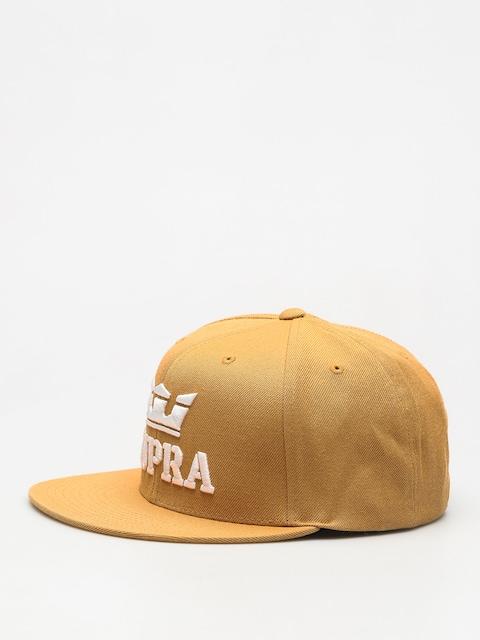Supra Cap Above Snap ZD (woodthrush white)