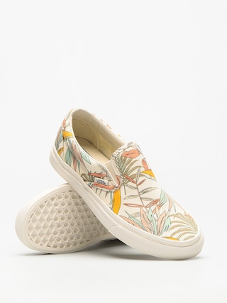bc458d0029 Vans Shoes Classic Slip On (california floral marshmallow marshmallow)
