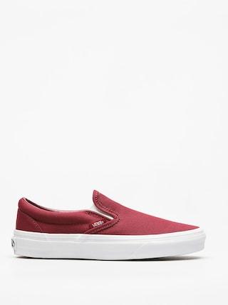 Vans Shoes Classic Slip On (mono/canvas/cabernet)