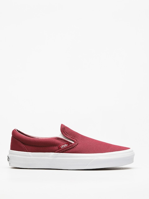 Vans Shoes Classic Slip On (mono/canvas/cabernet)