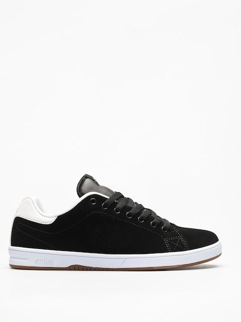 Etnies Shoes Callicut Ls (black/white/gum)