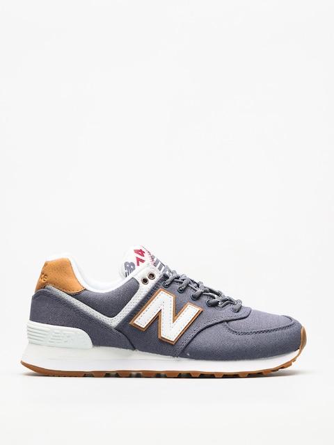 New Balance Schuhe 574 Wmn (blue)