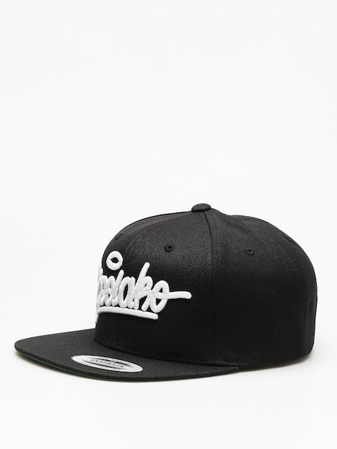 El Polako Cap Handwritten ZD (black)