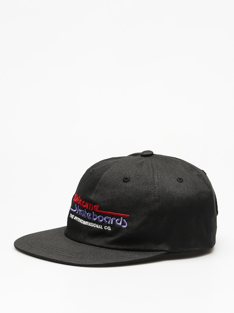 Welcome Cap Interdimensional Unstructured ZD (black)