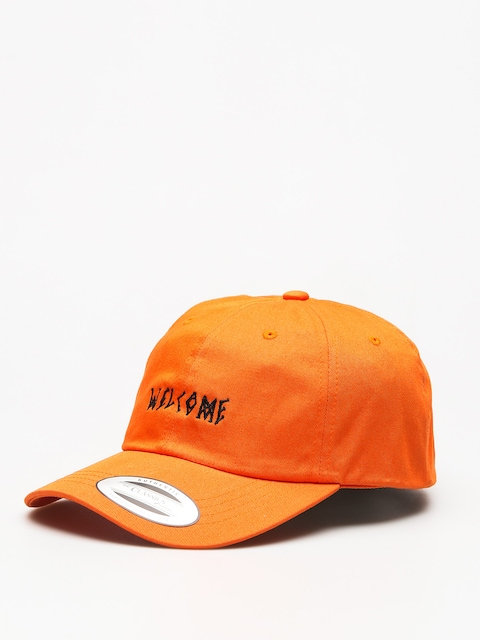 Welcome Cap Scrawl Ustructured ZD (orange/black)