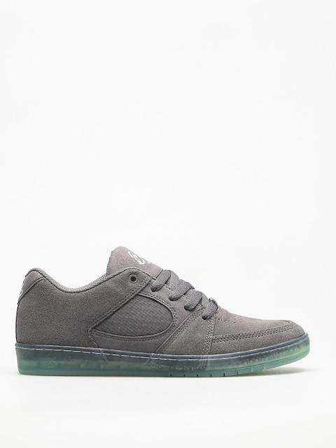 Es Shoes Accel Slim (dark grey/blue)