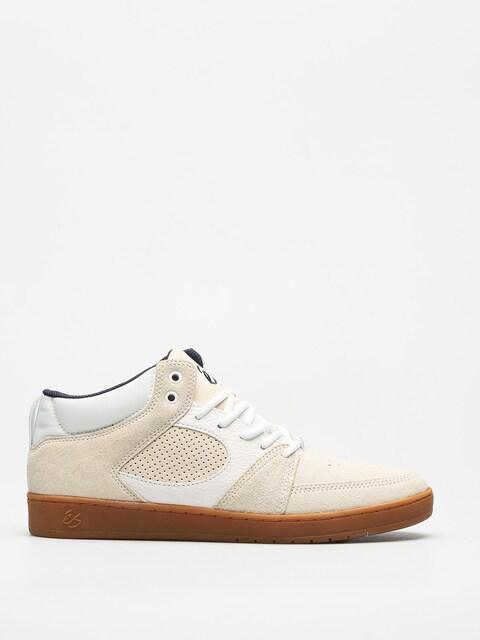 Es Schuhe Accel Slim Mid (white/gum)