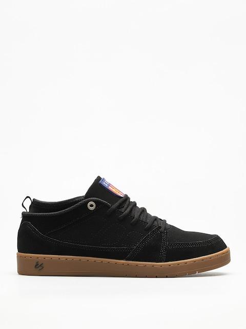 Es Schuhe Slb Mid (black/gum)