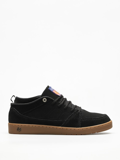 Es Shoes Slb Mid (black/gum)