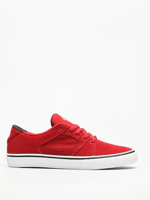 Es Schuhe Square Three (red)
