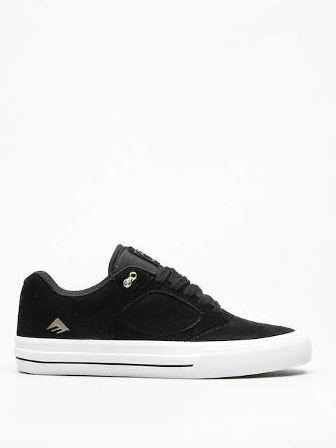 Emerica Shoes Reynolds 3 G6 Vulc (black/white/gold)