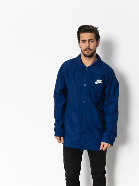 Nike Jacke Wvn Hybrid (binary blue/white)